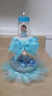 centro de mesa para baby shower o bautizo arreglos y
