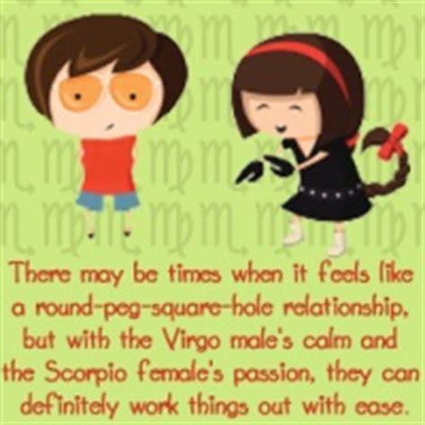 scorpio and virgo marriage virgo scorpio