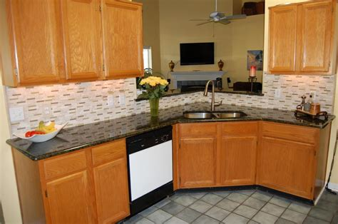 How To Install Kitchen Backsplash Tile kitchen glass mosaic backsplash examples to spruce up
