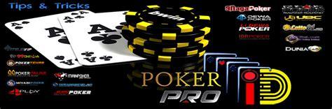 id pro poker daftar akun id pro