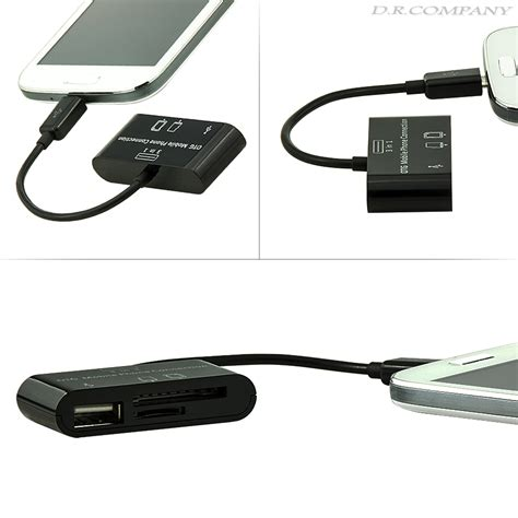Kabel Otg Lenovo otg adapter micro sd card reader kartenleser usb kabel