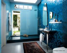Blue Bathroom Designs Blue Bathroom