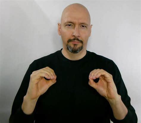 quot none quot asl american sign language