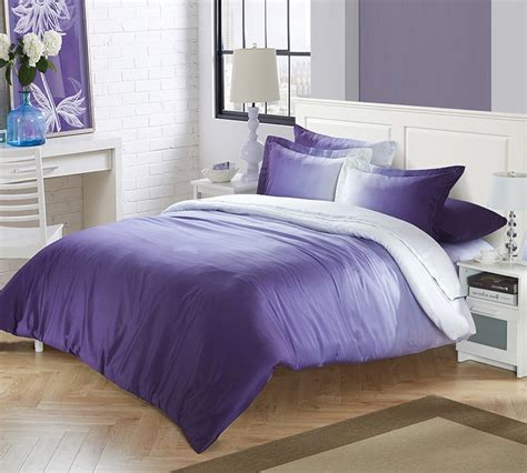 Purple Xl Comforter by Ombre Purple Xl Comforter
