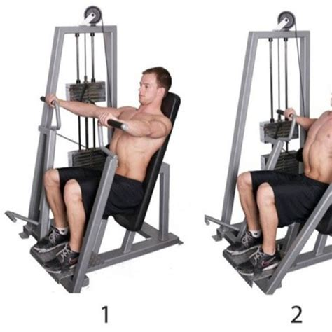 horizontal bench press machine horizontal chest press exercise how to workout trainer