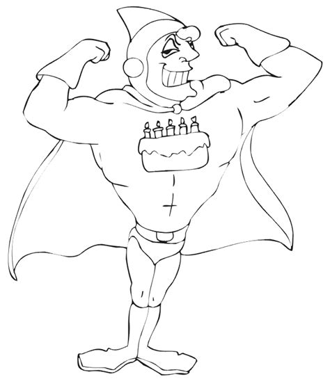 coloring page of a superhero superhero coloring pages coloring pages to print