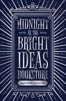 midnight at the bright ideas bookstore a novel books mse books signed edition books special limited