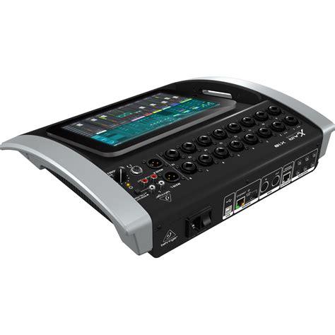 Mixer X Air behringer x18 x air digital tablet mixer at