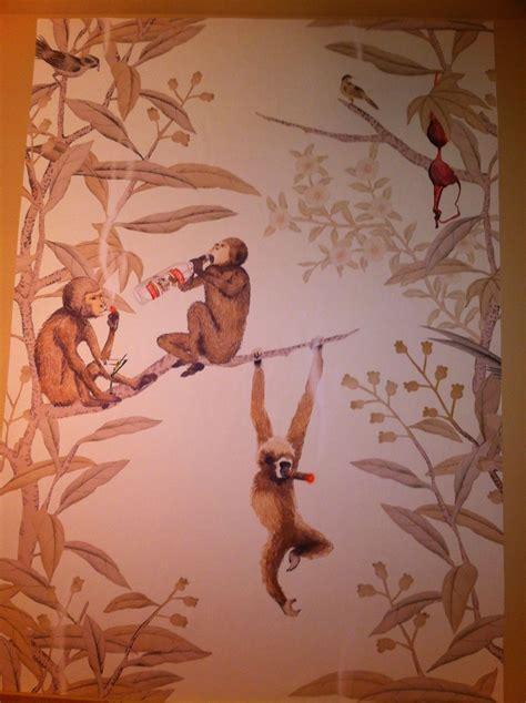 bathroom monkey best 25 funky wallpaper ideas on pinterest retro