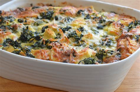 strata recipe spinach and cheese strata recipe dishmaps