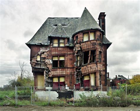 Abandoned house, Detroit : creepy