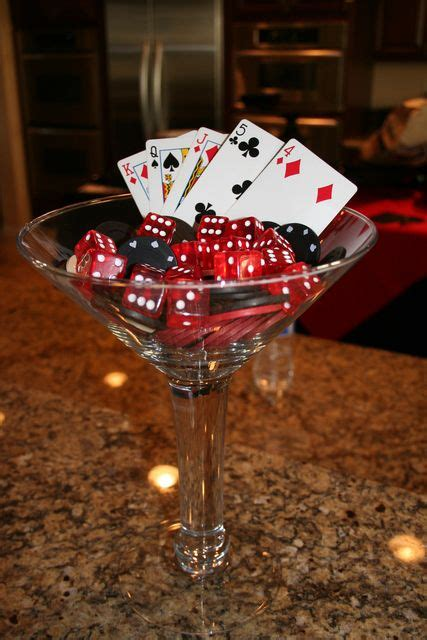 casino centerpieces casino centerpieces themed table decorations for