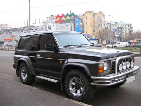 nissan patrol 1995 1995 nissan patrol pictures 2cc diesel manual for sale