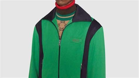 Harga Jaket Gucci wah ada jaket gucci mirip go jek harga rp 21 juta
