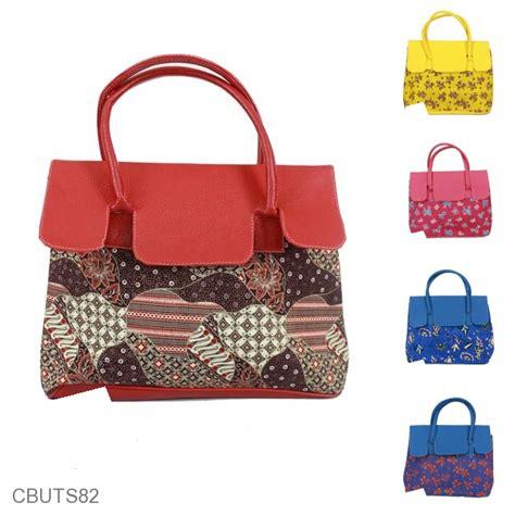 tas batik model hermes motif batik bunga bunga ceria tas