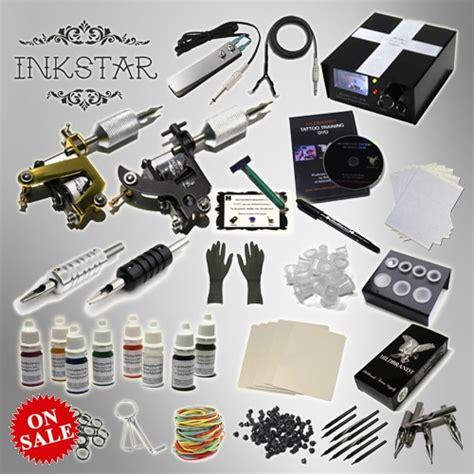 tattoo machine kits for sale tattoo kit inkstar journeyman 2 tattoo machine kit