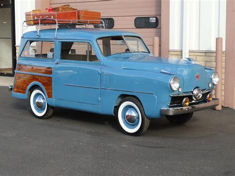 crosley car 1952 crosley woody wagon 98816