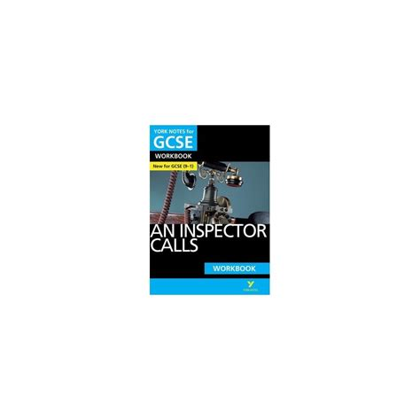 libro an inspector calls york an inspector calls york notes for gcse workbook on onbuy
