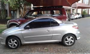 Peugeot 206 For Sale In Usa Archive Peugeot 206 Cc 2004 For Sale Randburg Co Za
