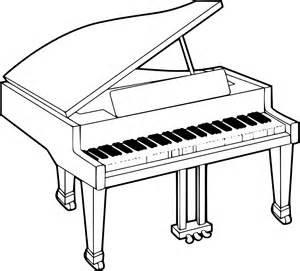 coloriage piano 224 imprimer