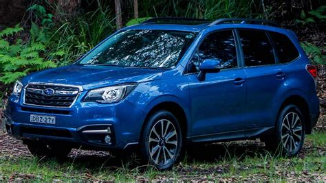 Subaru Firester by 2016 Subaru Forester 2 5i S Review Carsguide