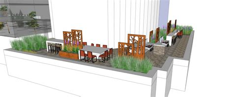 westwood north condo landscape design richmond hill