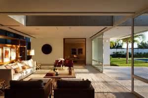 luxus wohnzimmer viviendas modernas en brasil