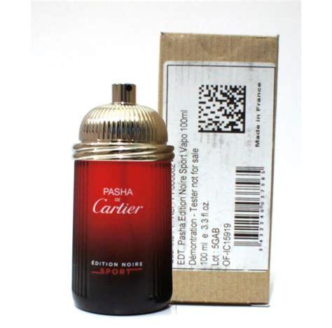 Parfum Original Cartier Pasha De Cartier Edition Sport pasha de cartier sport edition for edt spray 3 3 oz tester cosmic perfume