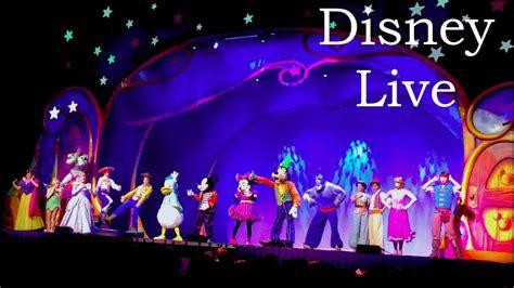magic mickey and minnie disney doorway to live disney live mickey and minnie s doorway to magic youtube