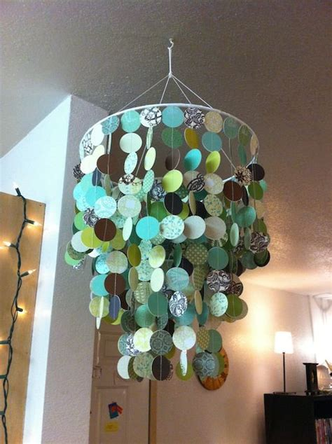 How To Make A Paper Chandelier - best 25 paper chandelier ideas on paper