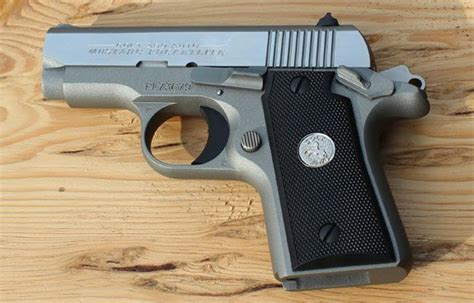 best concealed carry 380 pistol colt mustang and other well behaved conceal carry guns