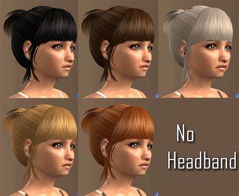 the sims 2 downloads fringe hairstyles mod the sims raonsims hair 87 alpha edits recolors