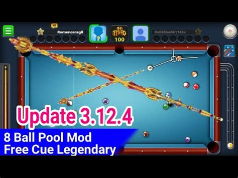mod game of 8 ball pool update 8 ball pool mod free archangel cue anti banned