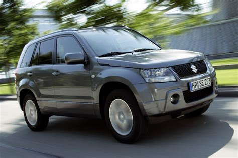 Suzuki Grand Vitara 2 4 Suzuki Grand Vitara 2 4 Exclusive 2008 Parts Specs
