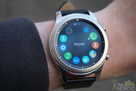 a samsung smartwatch samsung gear s3 classic review a great smartwatch if you use a samsung phone