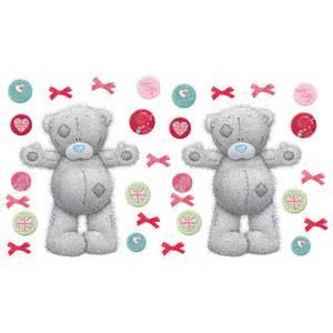 big bear tatty teddy wall stickers teddys kids www