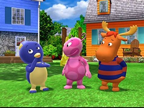 speisekammer juist backyardigans imdb quot the backyardigans quot it s