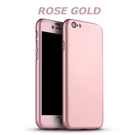 Iphone 66s66s Protect 360 360 176 tempered glass screen protect cover for iphone 5 5s se ebay