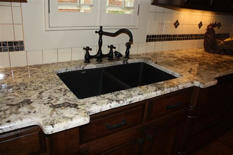 black granite composite other kitchen kitchen countertop black stainless