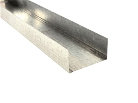 Metal Ceiling Track by 3000x72mm Metal Track Floor Ceiling Channel Drylining