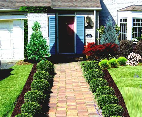exterior cute plants for front yard landscaping application in homelk com