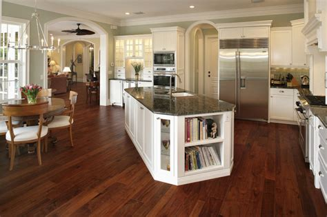 cape cod traditional kitchen