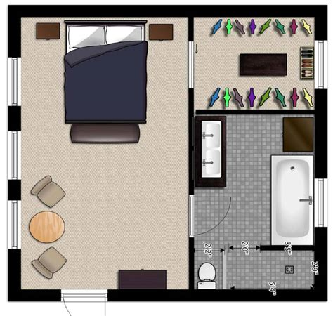 master suite floor plan inspire admire and design next renovation project