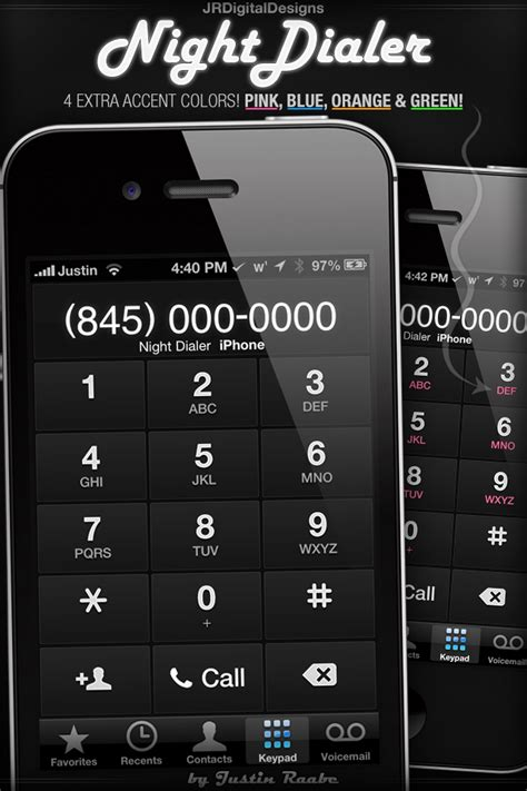 themes dialer iphone related keywords suggestions for iphone dark dial pad