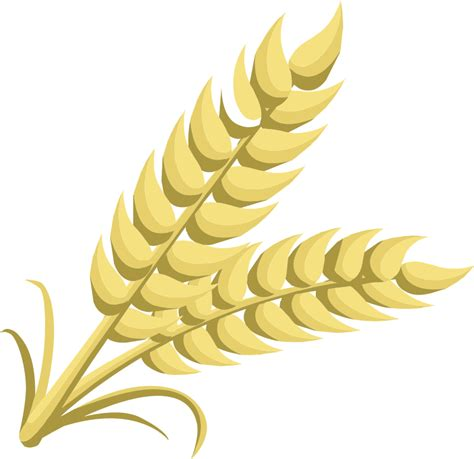 clipart graphics free to use domain wheat clip