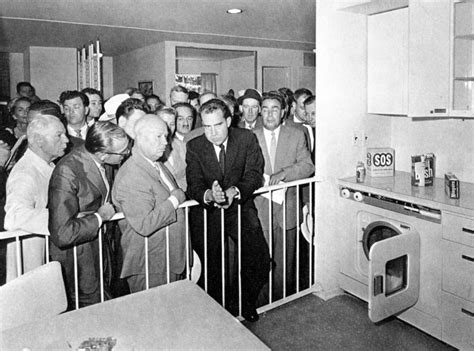 Kitchen Debate In 1959 Kitchen Debate Not What It Used To Be Bagnews