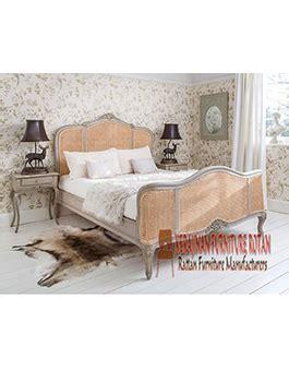Tempat Tidur Bayi Dr Rotan furniture tempat tidur kerajinan rotan kfr ar 129