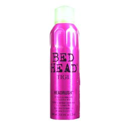 bed head shine spray bed head tigi headrush shine adrenaline spray with super fine mist 5 3oz 200ml