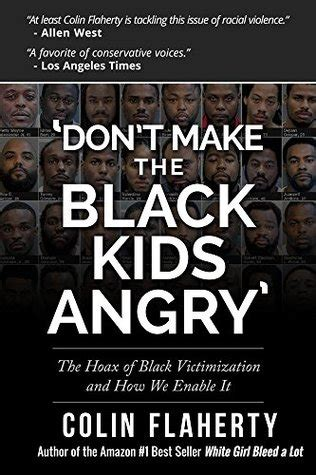 angry black books don t make the black angry the hoax of black