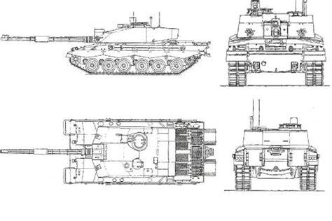 Challenger 2 Main Battle Tank Technical Data Sheet